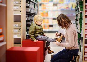 kideaz - chausser son enfant - dossier - chaussures enfant
